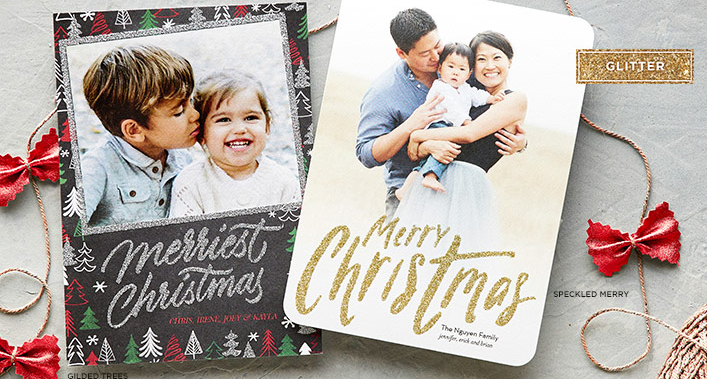 FFE Shutterfly Holiday Card Fundraiser 2017